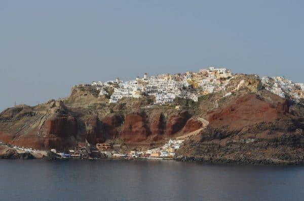 Ola, Santorini Santorini Wineries