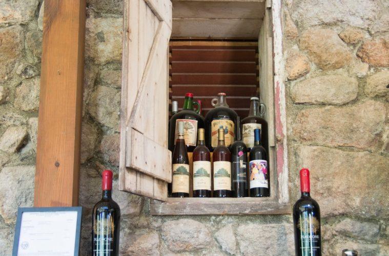 Old Wine and Brandies