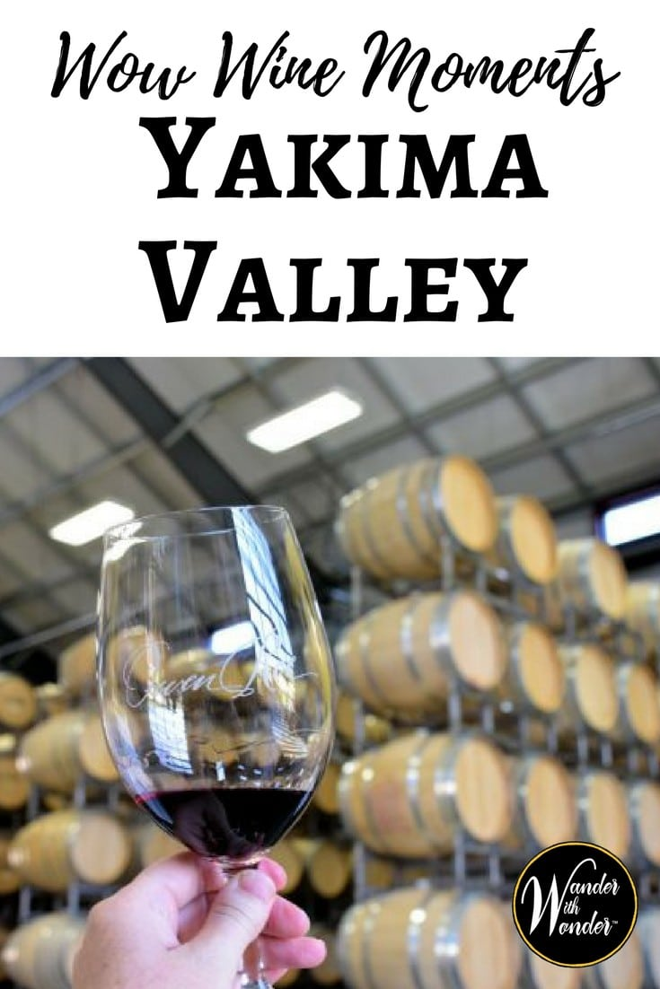 Washington's Yakima Valley is known for its wine, with over 120 wineries & five AVA's there are plenty of ways to explore its tasting rooms & vineyards.