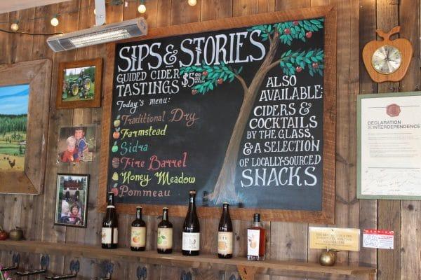 Finnriver Cider Tasting Room