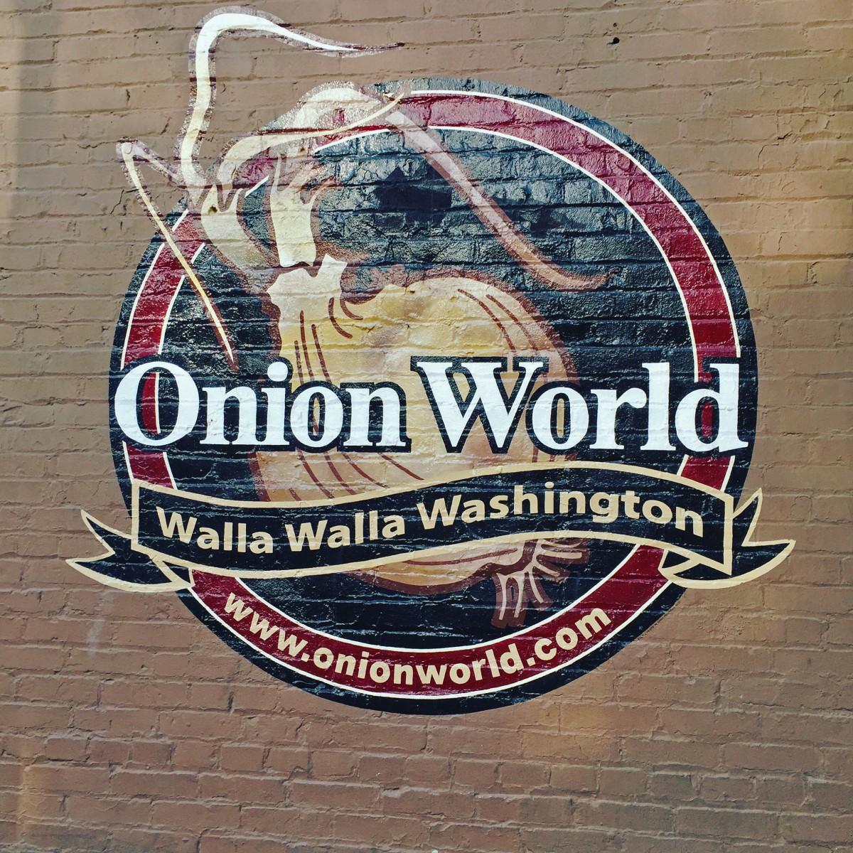 Walla Walla Sweet Onions - Walla Walla Washington