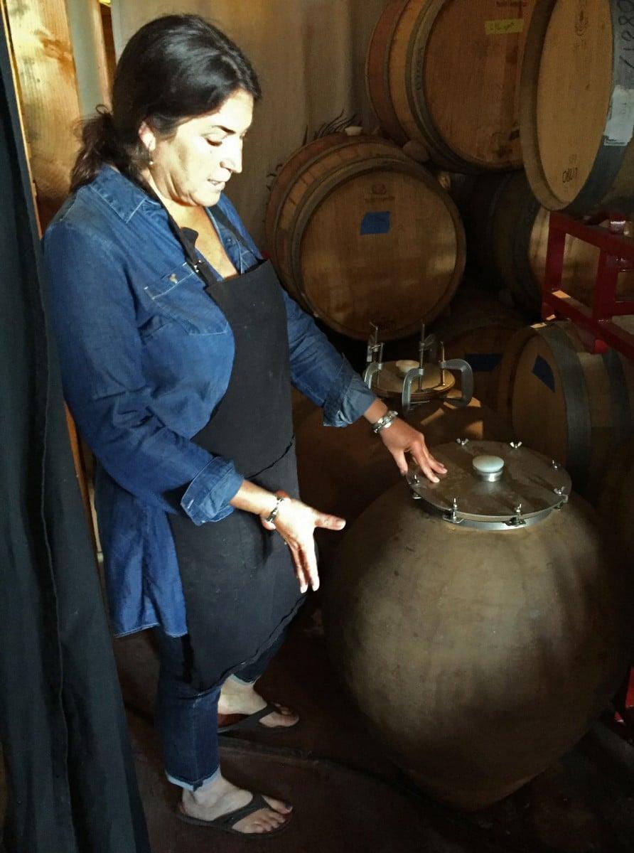 Rachel Horn - Columbia Gorge wine tasting