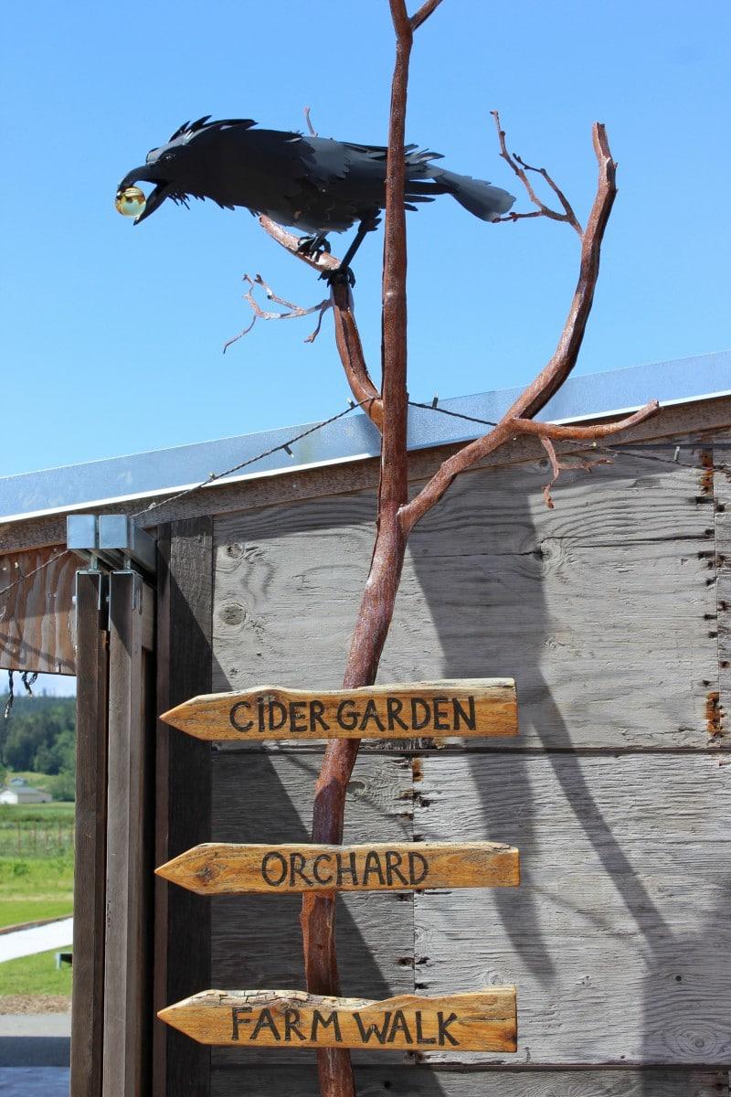 Finnriver Cider Raven