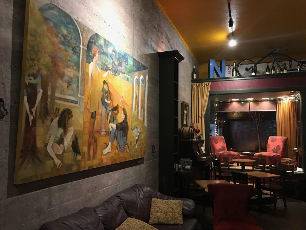 Niche Wine Bar - Dine the Couve