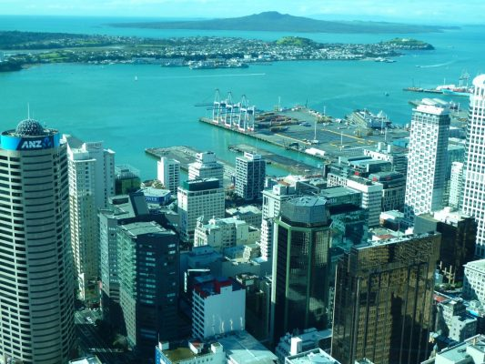Postcards As I Wander Auckland