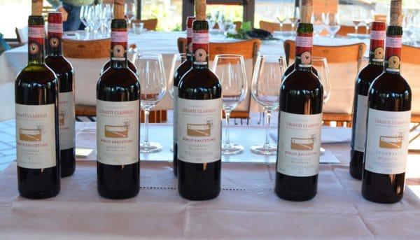 Vertical Tasting of Borgo Salcetino Lucarello Riserva - Livon