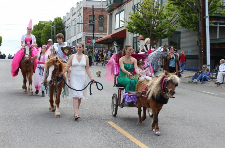 Rhody Festival Pet Parade