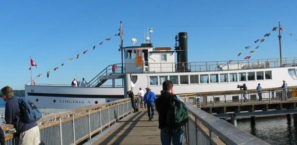 Steamer Virginia V