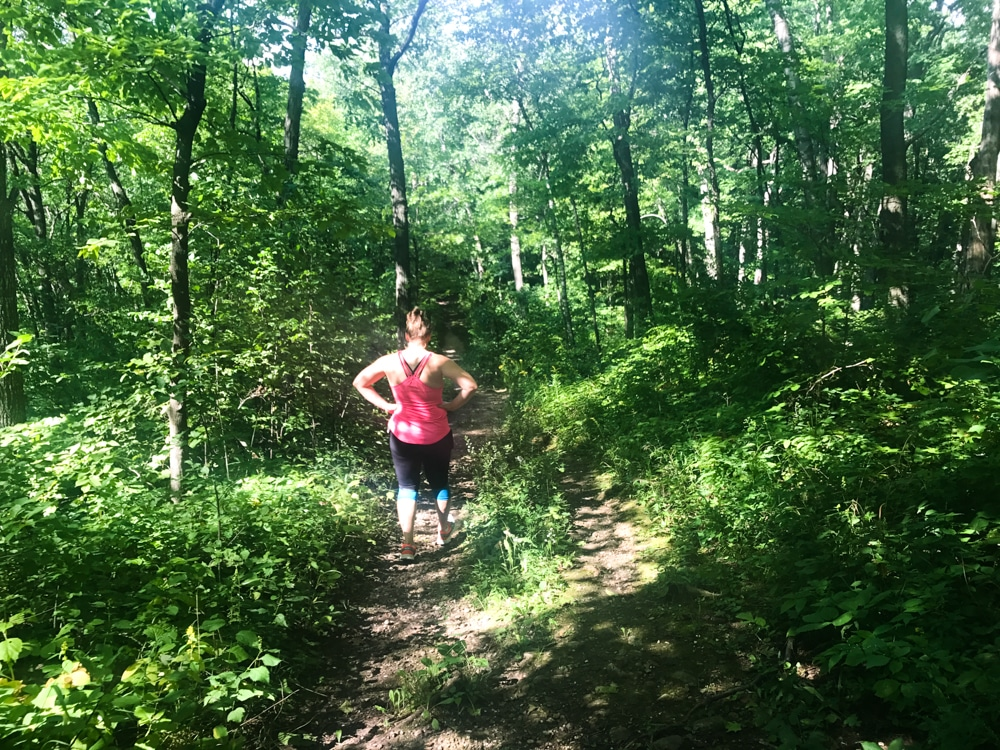 Elkhart Lake Ice Age Trail