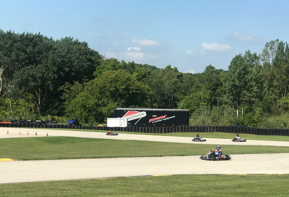 Elkhart Lake Road America