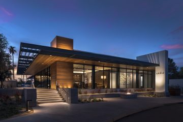 Exterior Guest House at Andaz Scottsdale. Photo courtesy Andaz Scottsdale Resort & Spa