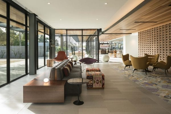 Guest House offers a welcome retreat when you arrive at Andaz Scottsdale Resort & Spa. Photo courtesy Andaz Scottsdale Resort & Spa
