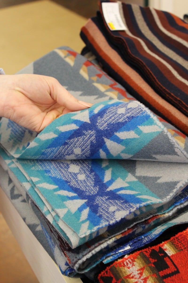 Pendleton Wool Fabric