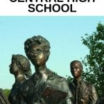 Tour historic Little Rock Central High School and wander in a moment of American history: the end of school segregation and The Little Rock Nine. #Travel #History #Arkansas #LittleRock