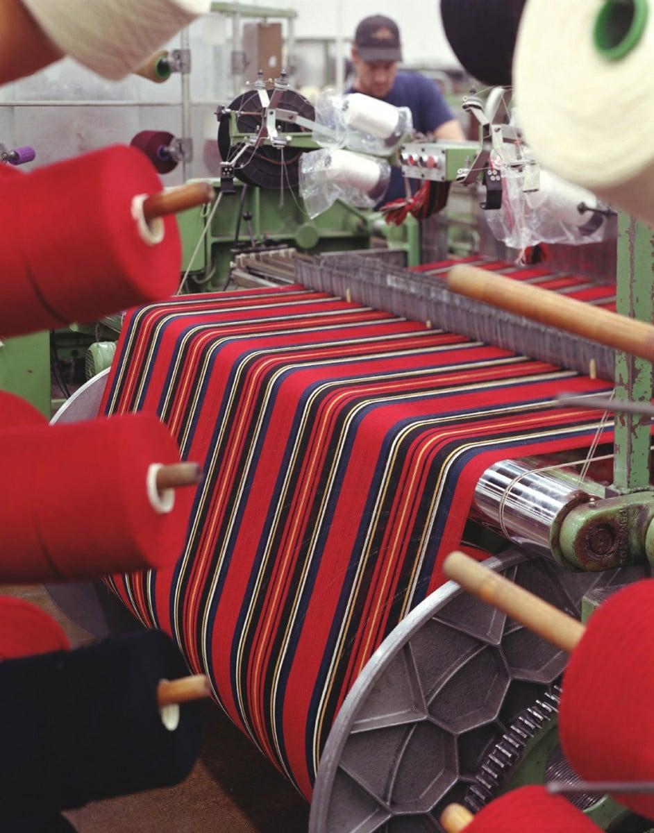 Pendleton Wool Loom