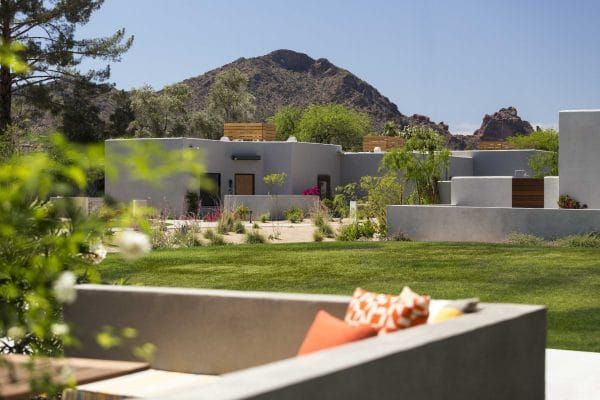 Great mountain views from Andaz Scottsdale Resort & Spa. Photo courtesy Andaz Scottsdale Resort & Spa