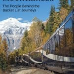 Come along as I share the people behind the Rocky Mountaineer dream. Here are a few of the folks who make the luxury train trip a life-changing experience. #RockyMountaineer #LuxuryTrain #Canada #luxury #Travel