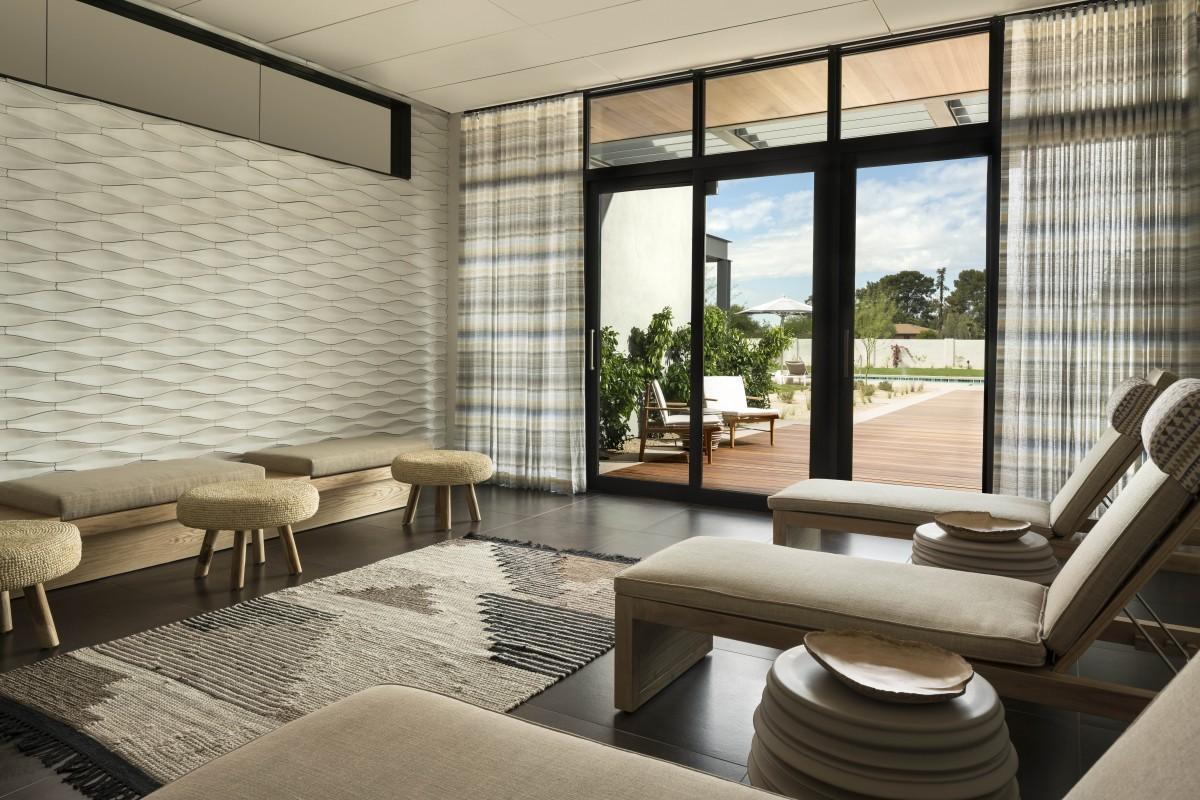 Spa Relaxation Room. Photo courtesy Andaz Scottsdale Resort & Spa