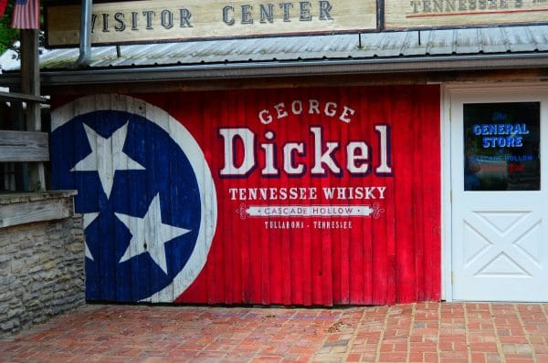 tennesse whiskey trail