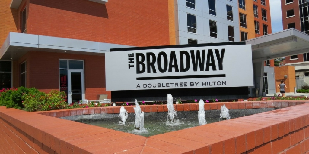 Columbia Missouri S The Broadway A Doubletree By Hilton