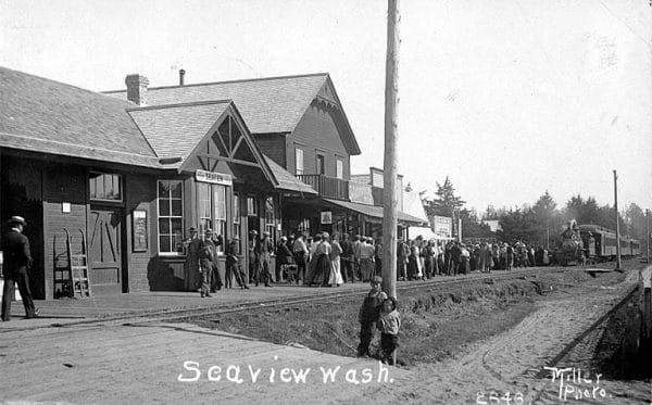 Clamshell Railroad Depot - The Depot Restaurant