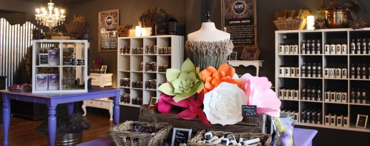 Lavender Shopping in Sequim