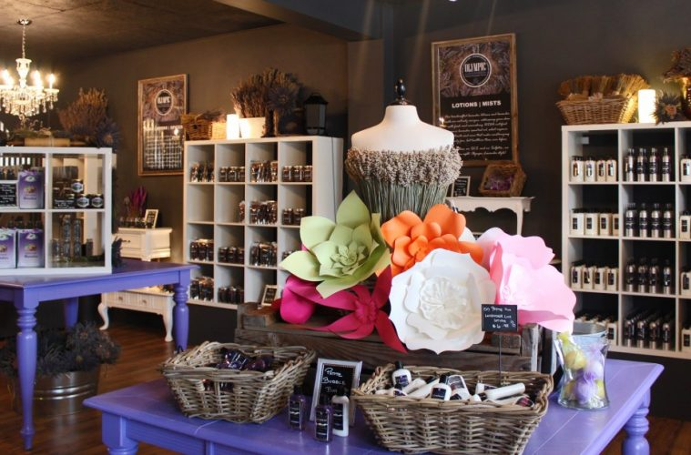Lavender Shopping in Sequim