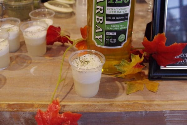 "Second Place cocktail ""The Shogun"" from Geyserville Gun Club Bar & Lounge. Photo courtesy The Perfect Purée of Napa Valley"