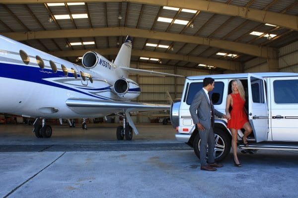 Private jets Art Basel Miami