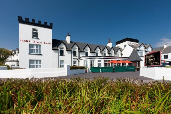 Butler Arms Hotel in Waterville, Ireland. luxury hotels in County Kerry