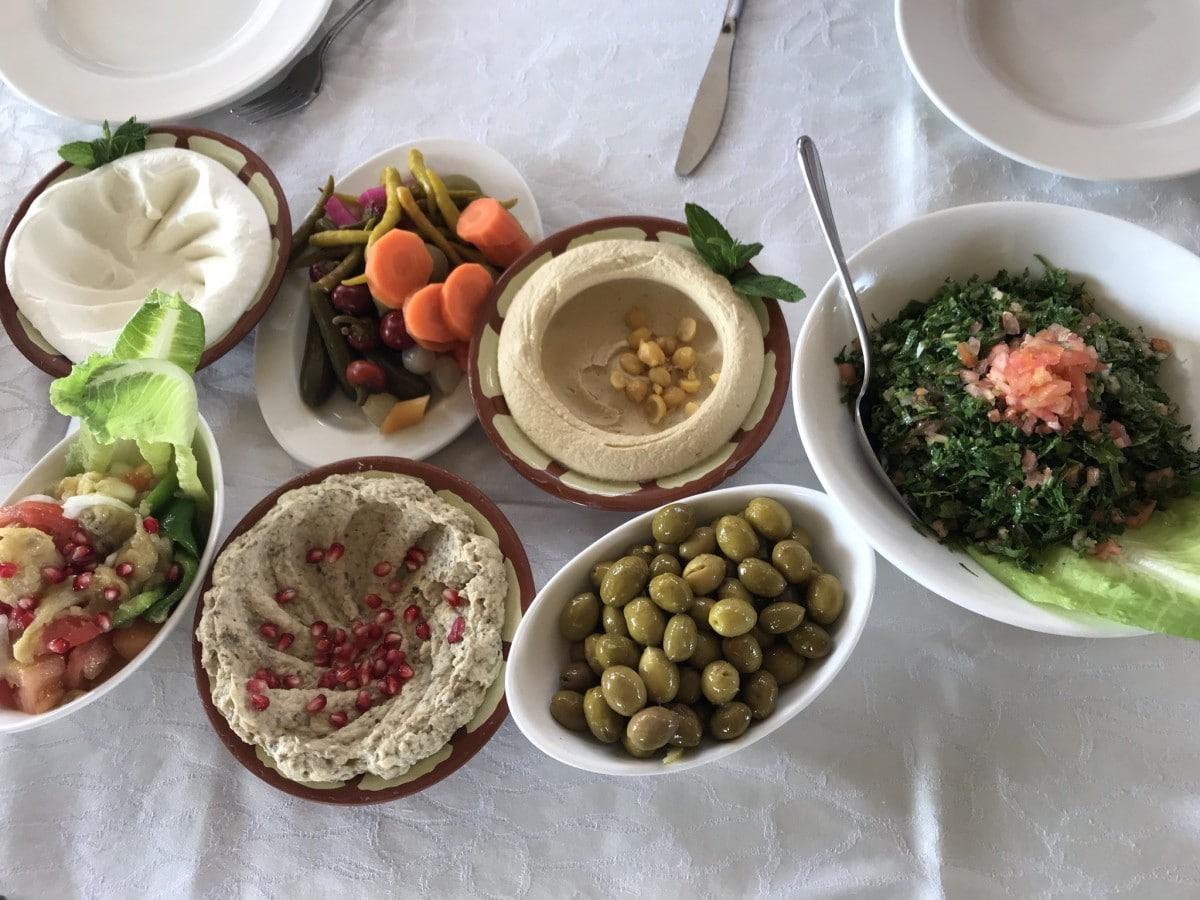 Lebanese Kitchen Jordan - Jordan culinary moments