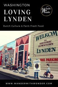 Lynden, Washington is becoming a go-to destination. It's a great place to get away from it all and indulge in a little European country culture. #lynden #washington #pacificnorthwest #PNW #bellinghamexp #bellingham #wanderPNW #wander #historicinns