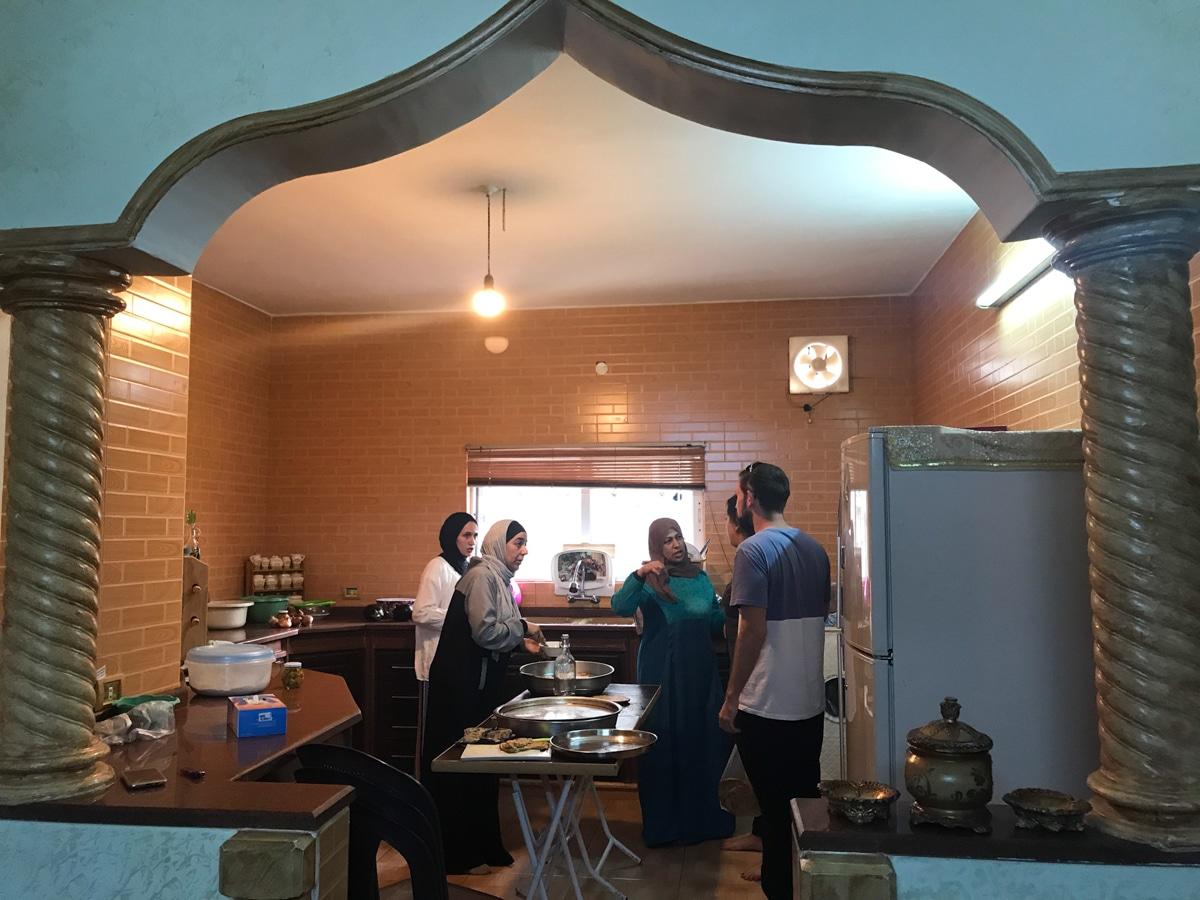 Galsoum Kitchen Jordan culinary moments