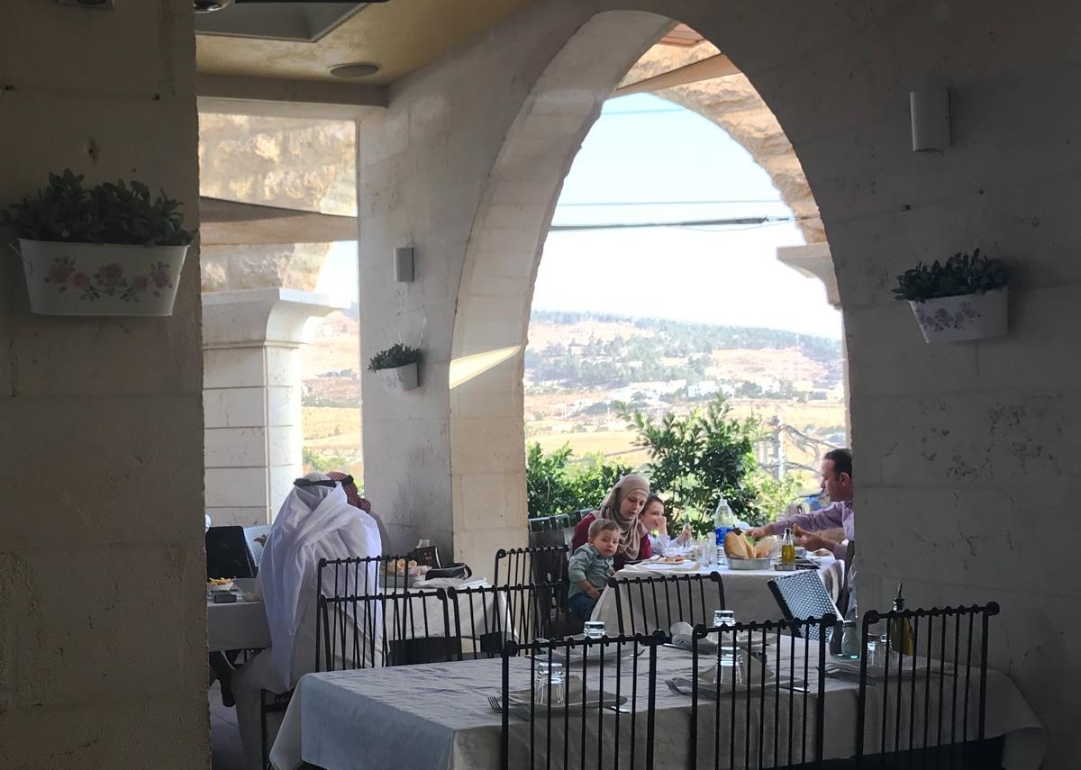 Lebanese Kitchen Jerash - Jordan culinary moments