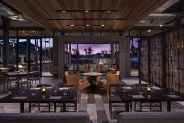 Weft & Warp Art Bar + Kitchen. Photo courtesy Andaz Scottsdale Resort & Spa