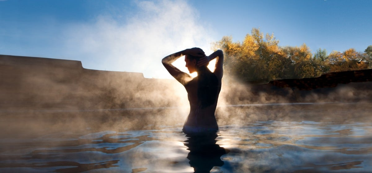 Ojo Caliente: Experience Warm Luxury in New Mexico's High Desert