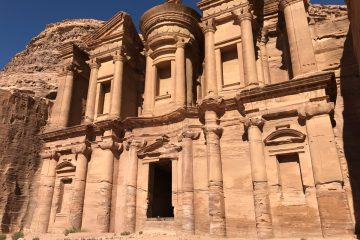 Petra Jordan Monastery