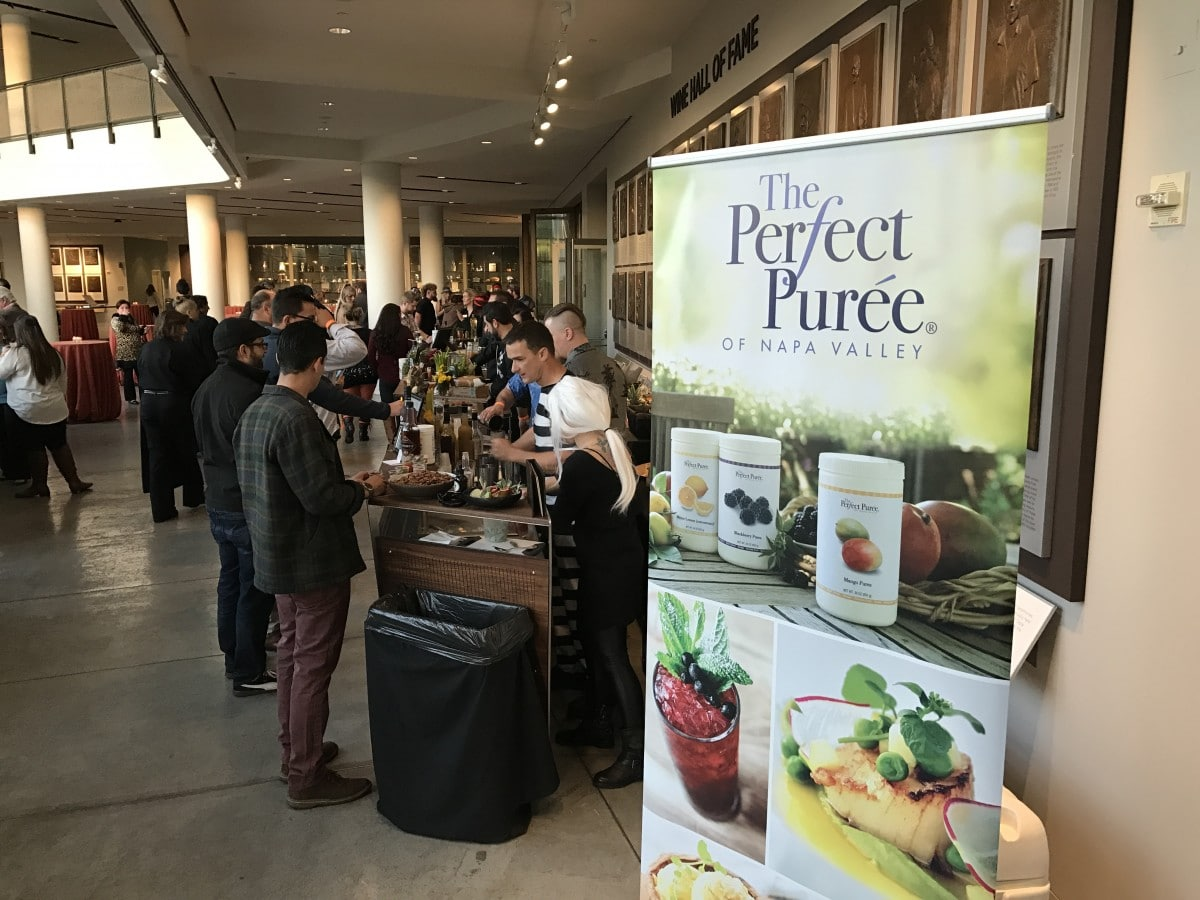 Wizards of Elixirs Event. Photo courtesy The Perfect Purée of Napa Valley