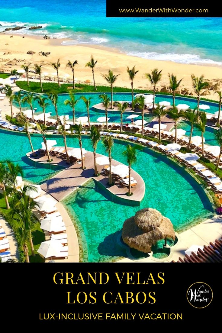 It's not often that you find a seaside, AAA Five-Diamond All-Inclusive resort that is also family friendly. That's exactly what is waiting at Grand Velas Los Cabos. And, as they say from the moment you arrive in the lobby, the magic begins here. Los Cabos, Mexico