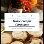 For this Brit transplanted in New England, it's not really #Christmas without weekly bakes of spicy fruit-filled individual mince pies. These butter-crusted sweets are a generational part of Karen Lewis's heritage. Let these culinary tarts — with Karen's #recipe — become part of your tradition and bring mince pies to your home for Christmas Day. #mincepies #pie #pies #food #foodie #globalfoodie #British #mincemeat #wander
