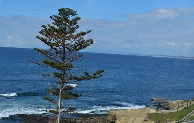 Pantai Inn View