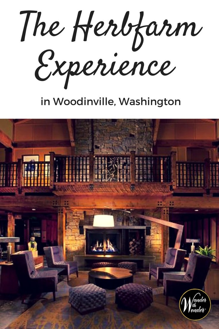 #Experience the magic of The #Herbfarm with a special nine-course meal, the comfort of the Willow's Lodge and Woodinville, WA as a #getaway #destination. #travel #luxury #foodie #gourmet #pnw #pacificnorthwest #washington