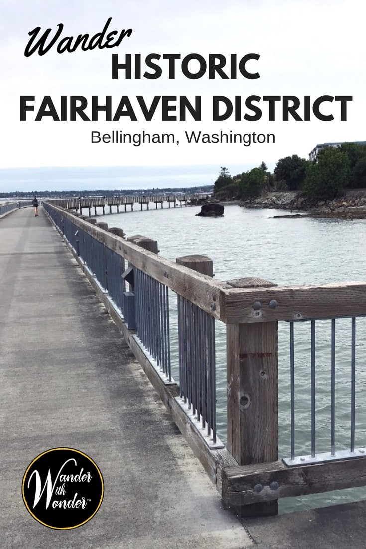 With views of Bellingham Bay, tree-shaded streets and farm to table dining, Fairhaven makes for a #wonderful weekend getaway or #vacation destination. #PNW #washington #foodie #fairhaven #bellingham #pacificnorthwest #northwest #travel