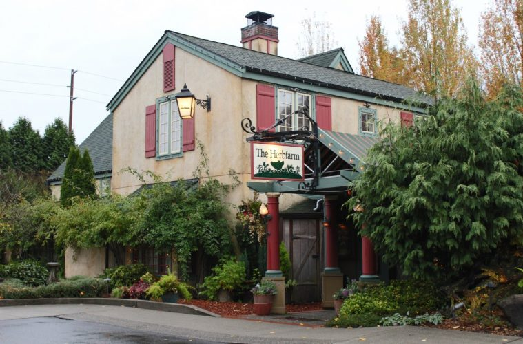 Experience Culinary Magic At The Herbfarm In Woodinville Wa