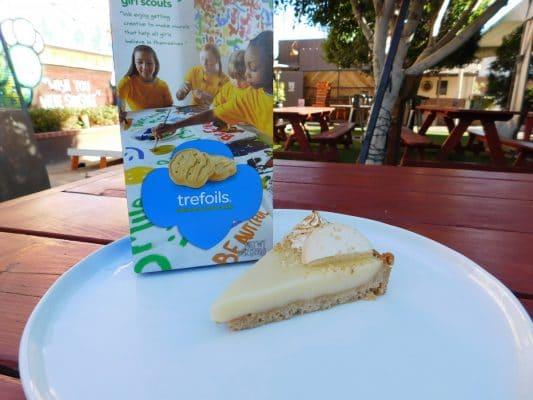 Girl Scout Cookie Dessert Challenge