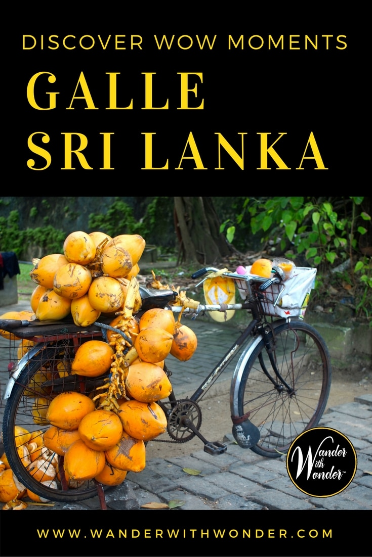 With colonial architecture that's largely unchanged since 1663 when the walled enclave sprang to life as a Dutch garrison, Galle Sri Lanka is the perfect destination to spend a weekend. #SriLanka #UNESCO #WorldHeritage #wowmoments #islands #Asia #travel