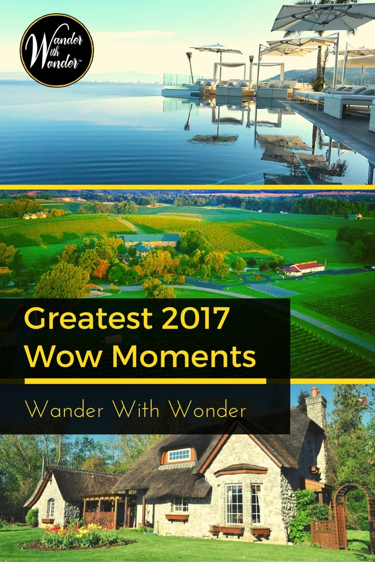 Wander With Wonder is about reaching out and making connections with people around the world. This team of writers gives voice and wings to the people we meet and the places we visit. Enjoy a few of our greatest 2017 wow moments will show a world filled with wonder. #liveinspired #wowmoments #WanderWithWonder #wander #2018 #2017memories #travelmemories #greatestmoments #wowmoment #travel