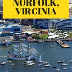 Located just south of the Chesapeake Bay in Virginia, the city of Norfolk has a much-deserved reputation as a naval and shipbuilding city. But, Norfolk—one of the hottest destinations for 2018—has been getting a lot of attention lately for its art, culture, and cuisine. #familytravel #travel #virginia #norfolk #wanderwithwonder