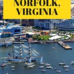 Located just south of the Chesapeake Bay in Virginia, the city of Norfolk has a much-deserved reputation as a naval and shipbuilding city. But, Norfolk—one of the hottest destinations for 2018—has been getting a lot of attention lately for its art, culture, and cuisine. #familytravel #travel #virginia #norfolk #wanderwithwonder #history #culture