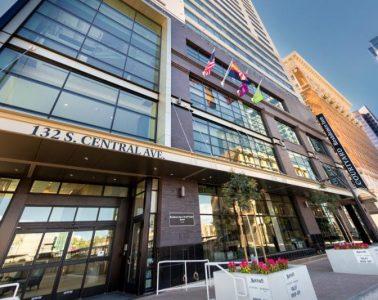 Residence Inn/Courtyard Inn Phoenix Inn Downtown